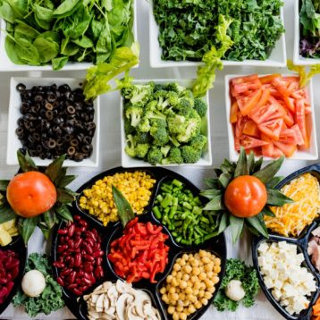 Eating Healthy Food is Wealthy