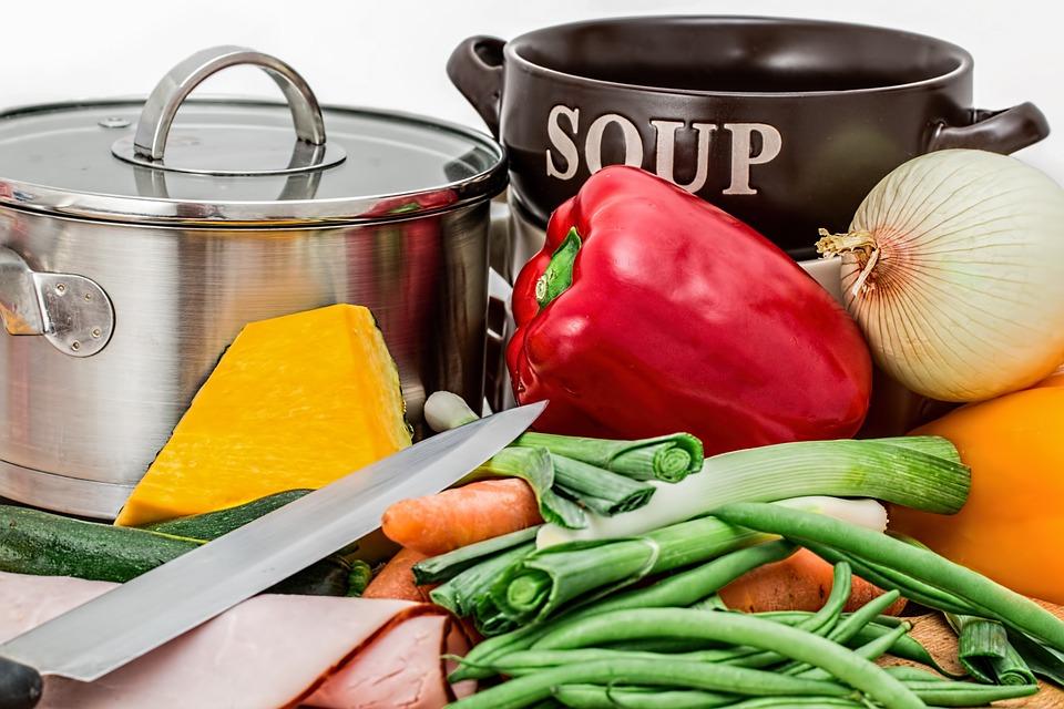Benefits of Homemade Food
