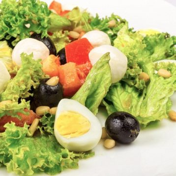 Vegetable Recipes Salad