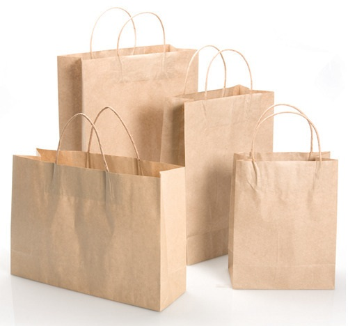 Opt For Wholesale Kraft Paper Bags That Are Durable And Environment Friendly