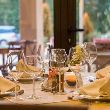 Wine restaurant start-up business