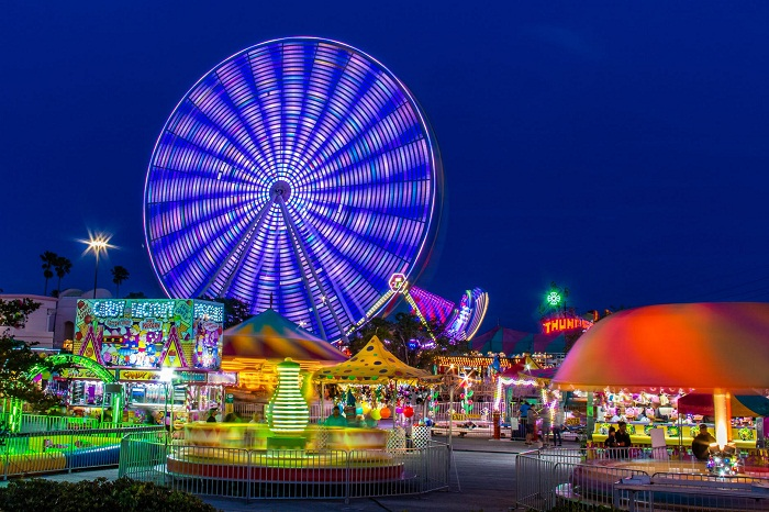 Theme Parks in Dubai
