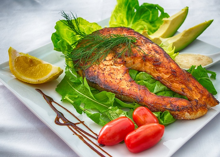 Fish With Vegetable Recipes