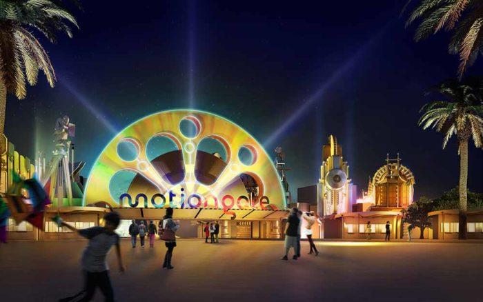 Dubai Amusement Theme Parks