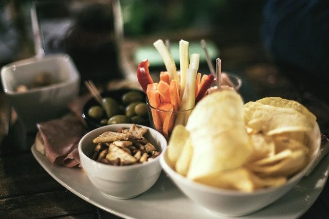 Snacks Ideas