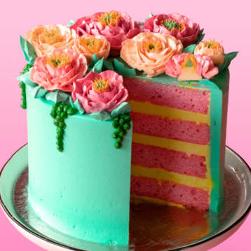 Luscious and Tempting Cakes