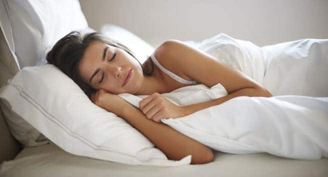 Posture While Sleeping
